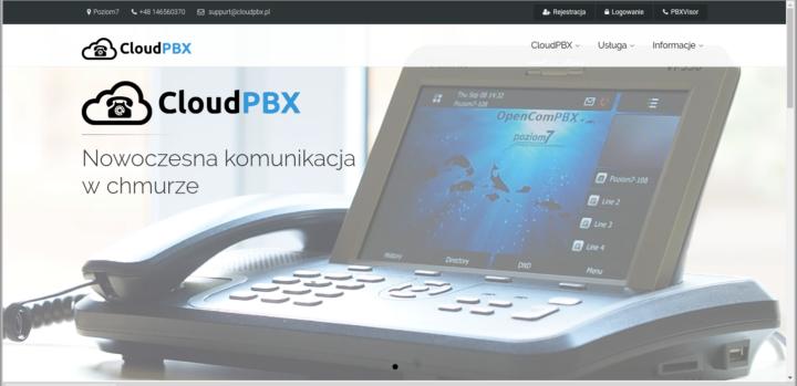 CloudPBX w nowej odsłonie